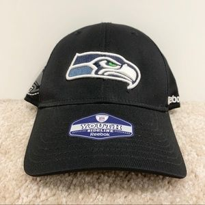 Reebok Youth Seattle Seahawks Hat